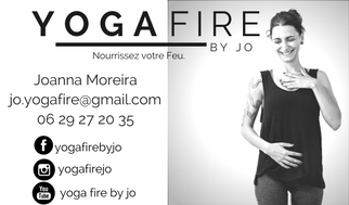 yoga fire by jo cours particulier limoges