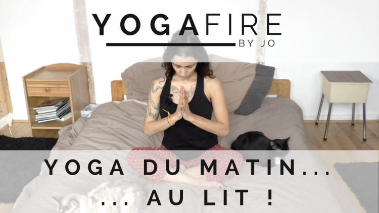MAI 05 - Yoga du matin - Au lit - mini
