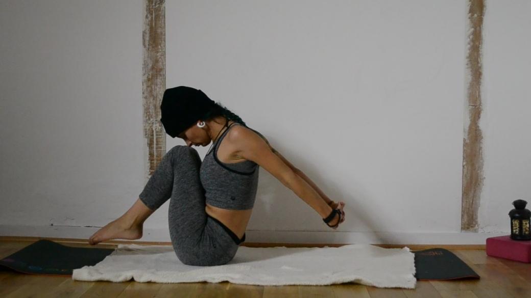 Yoga Fire By Jo
